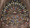South Rose Window, Westminister